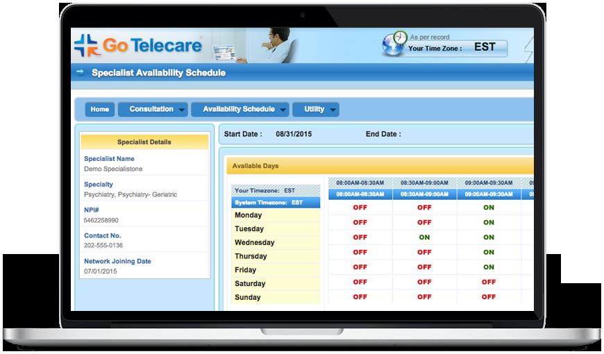 telemedicine - Sunknowledge Services inc